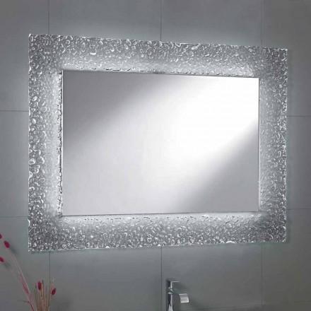 Specchi Per Bagno Particolari.Specchi Bagno Di Design E Moderni Contenitori E Con Luce Viadurini