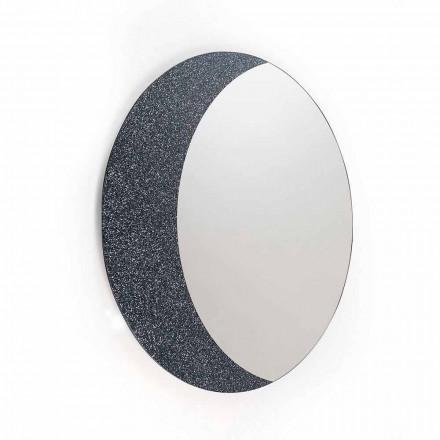 Specchio da muro 100% Made in Italy di design contemporaneo Aldo