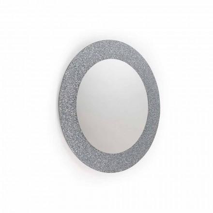 Specchio da parete design moderno Auro