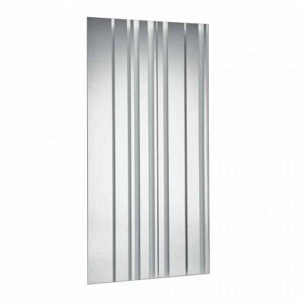 Specchio da Parete Rettangolare di Design Moderno Made in Italy – Coriandolo