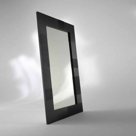Specchio da terra rettangolare Thalia, design moderno