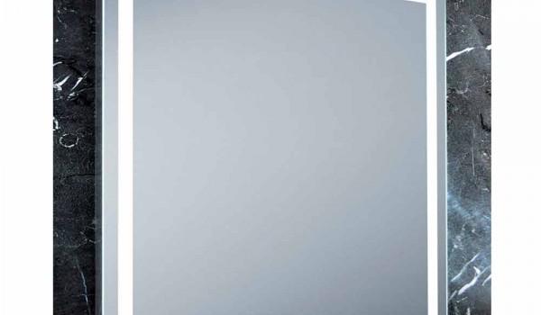 Specchio design moderno da bagno con illuminazione led paco