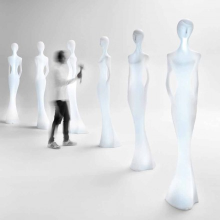 Statua Luminosa da Terra Design con Luce Led per Interno - Penelope by Myyour