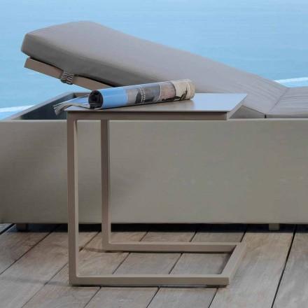 Talenti Chic tavolino da giardino di design h43cm made in Italy