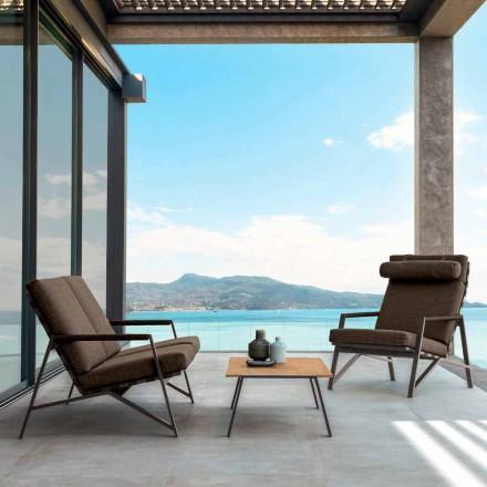 Talenti Cottage composizione salotto da giardino made in Italy