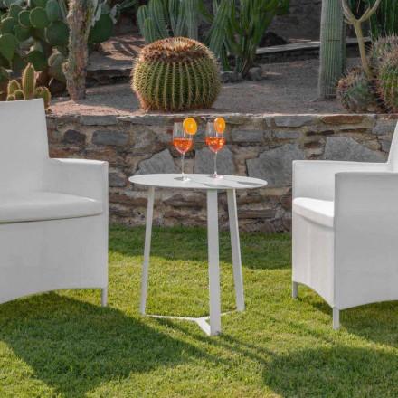 Talenti Touch tavolino di design da giardino H60cm made in Italy