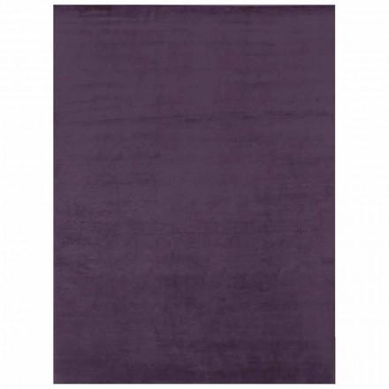 Tappeto di Design Moderno Colorato di Grandi Dimensioni in Seta - Outlook