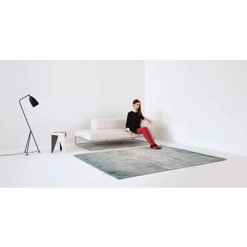 Tappeto in Viscosa e Cotone Personalizzabile di Design Versatile - Mutter