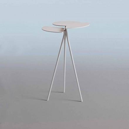 Tavolino da Salotto Moderno in Lamiera Colorata di Design Originale - Ladybug