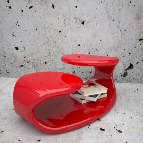 Tavolino Design Moderno Baizo' Made in Italy