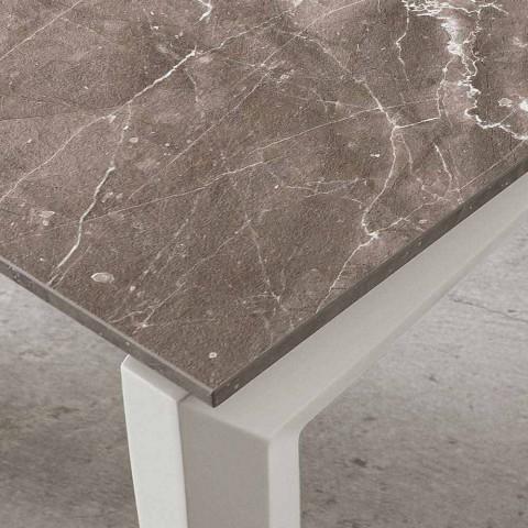 Tavolo Allungabile Fino a 240 cm con Piano in Hpl Made in Italy - Fantastic