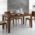 Tavolo di Design Allungabile Fino 350 cm in Legno Frassino Made in Italy – Ketla