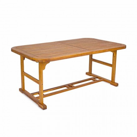Tavolo Allungabile Fino 240 cm da Giardino in Legno, di Design - Roxen