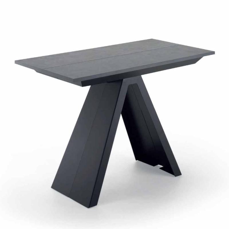 Tavolo Consolle Allungabile fino a 325 cm in Laminato Made in Italy – Dalmata