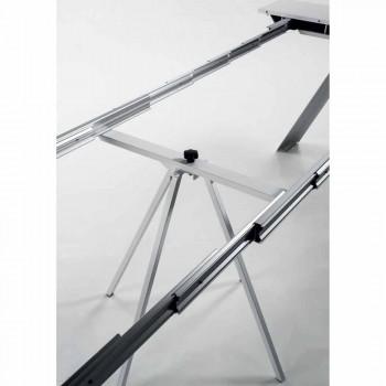 Tavolo Consolle Allungabile fino a 325cm in Laminato Made in Italy – Dalmata