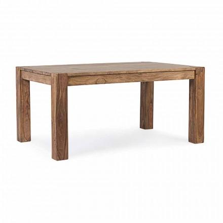 Tavolo da Pranzo Allungabile Fino a 300 cm in Legno Homemotion - Wonder
