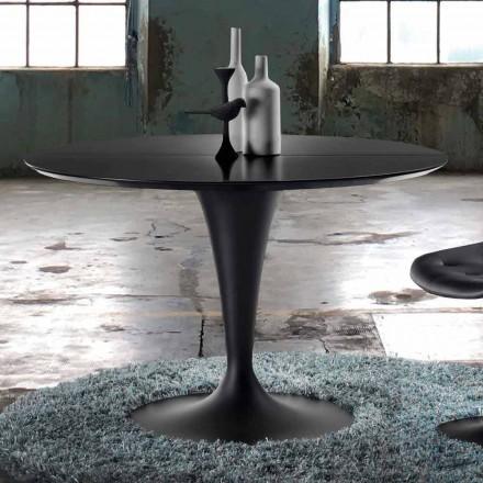 Tavolo Rotondo, Allungabile e dal Design Moderno - Borgia