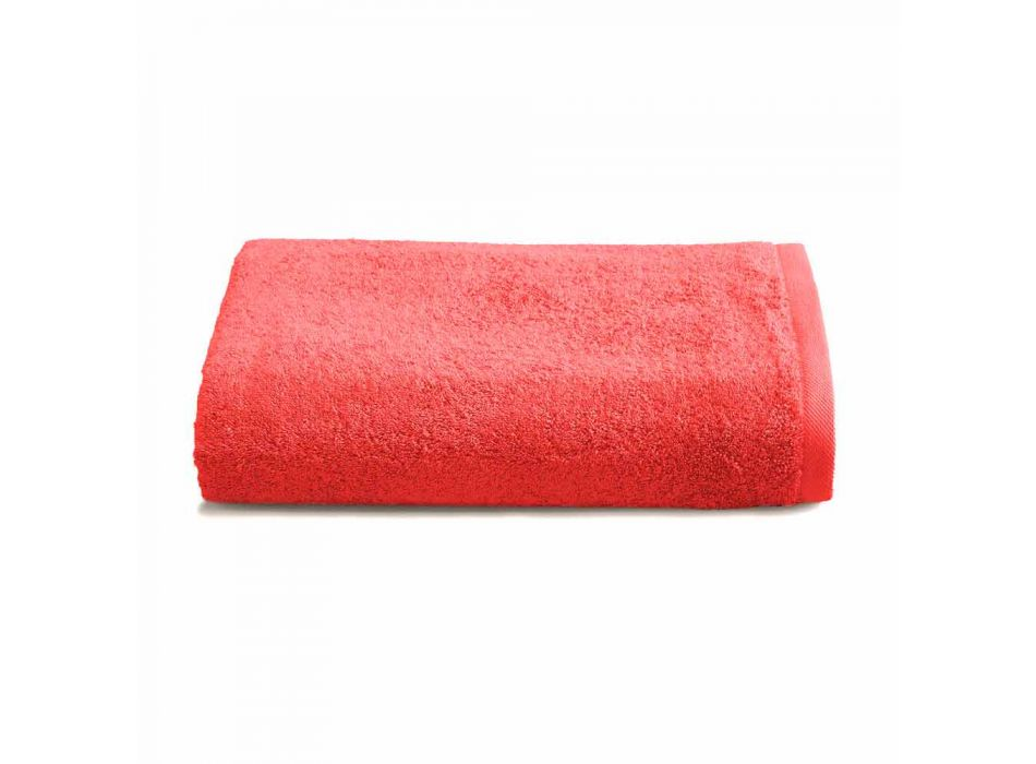 Telo da Doccia per Bagno in Spugna di Cotone Colorato di Design - Vuitton