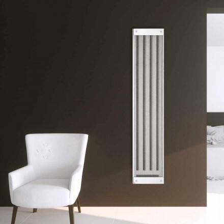 Termoarredo elettrico verticale design moderno New Dress by Scirocco H