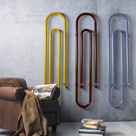 Termoarredo Graffe idraulico, design moderno, made in Italy Scirocco H
