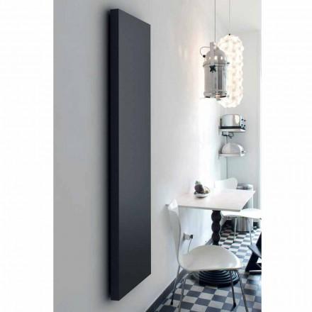Termoarredo idraulico verticale, cover in acciaio, Scirocco H Light