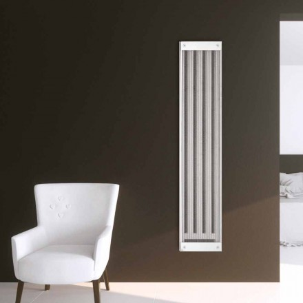 Termoarredo verticale idraulico design moderno New Dress by Scirocco H