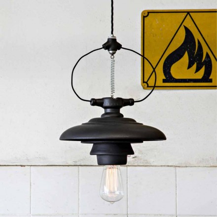 Toscot Battersea lampada a sospensione in ceramica di design