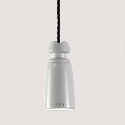 Toscot Battersea lampada a sospensione moderna in ceramica