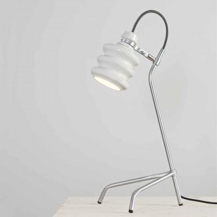 Toscot Battersea lampada da tavolo in ceramica design moderno