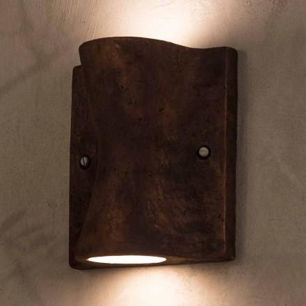 Toscot Lido applique esterno/ interno di design fatta a mano in Italia