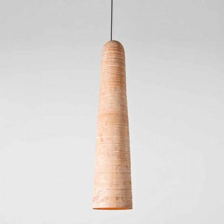 Toscot Notorius lampada a sospensione grande made in Toscana
