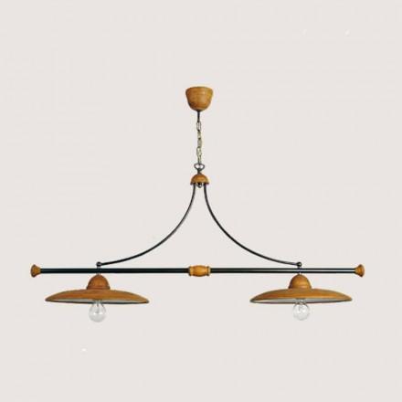 Toscot Settimello lampada a sospensione biliardo