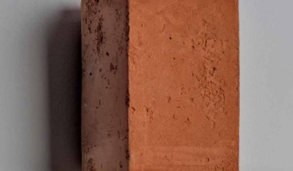 Toscot smith applique da esterno a led in terracotta fatta a mano