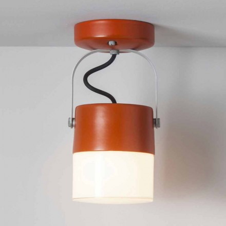 Toscot Swing lampada a soffitto/ parete made in Toscana