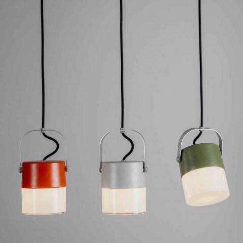 Toscot Swing Lampada A Sospensione In Vetro Soffiato Made In Toscana