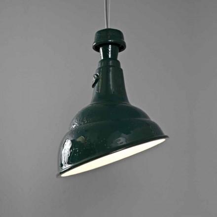 Toscot Torino lampada a sospensione con piatto obliquo