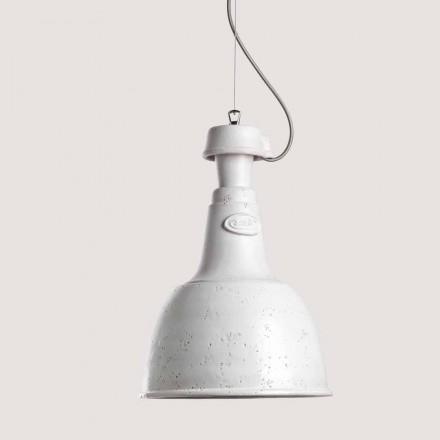 Toscot Torino lampada a sospensione in terracotta, fatta a mano