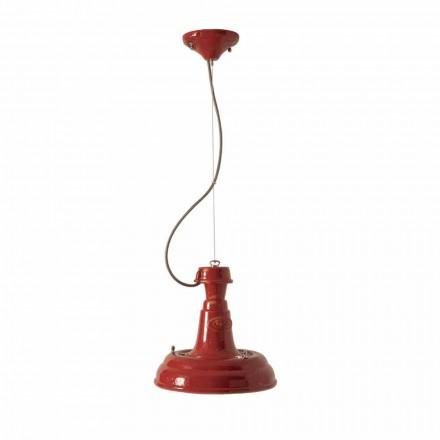 Toscot Torino lampada a sospensione Made in Toscana