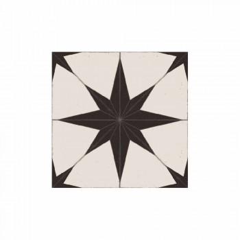 Tovaglietta Americana Design a Fantasia in Pvc e Poliestere - Osturio