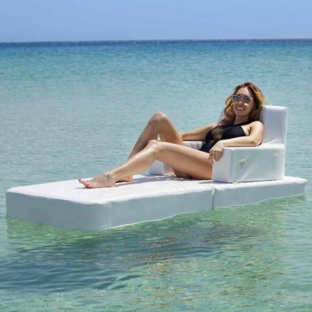 Trona Basic poltrona galleggiante per piscina moderna made in Italy