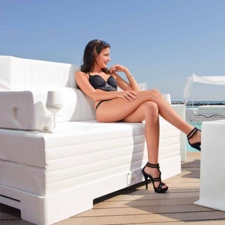 Trona Magnum Luxury poltrona galleggiante a doppia seduta di design