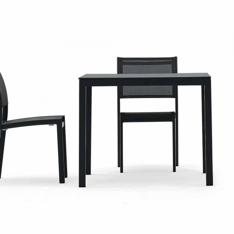 Tavoli Da Giardino In Cemento Prezzi.Varaschin Victor Tavolo Da Pranzo Da Giardino O Interno Design Moderno