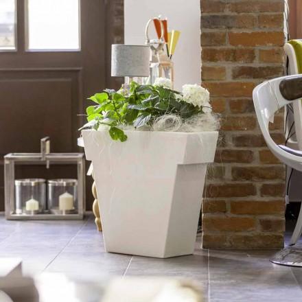 Vaso decorativo da esterno/interno Slide Il Vaso, design moderno