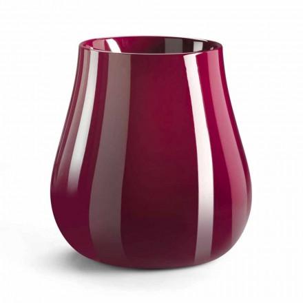 Vaso Decorativo di Design a Goccia in Polietilene Made in Italy - Monita