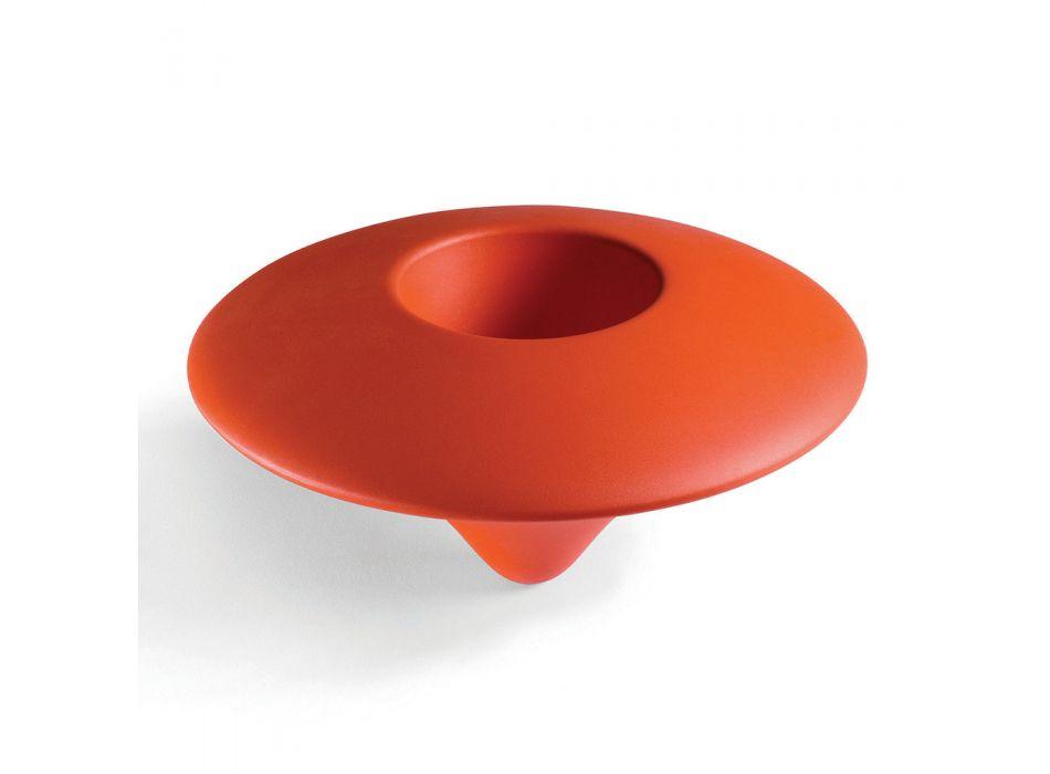 Vaso Galleggiante da Esterno in Polietilene Colorato Made in Italy - Boa